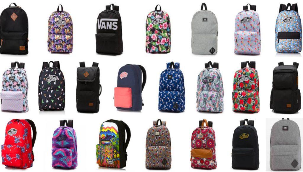 mochilas de viaje