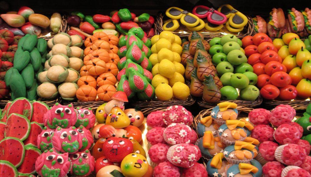 Barcelona mercados