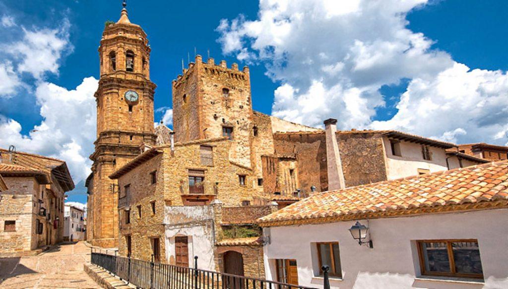 Aragón pueblos