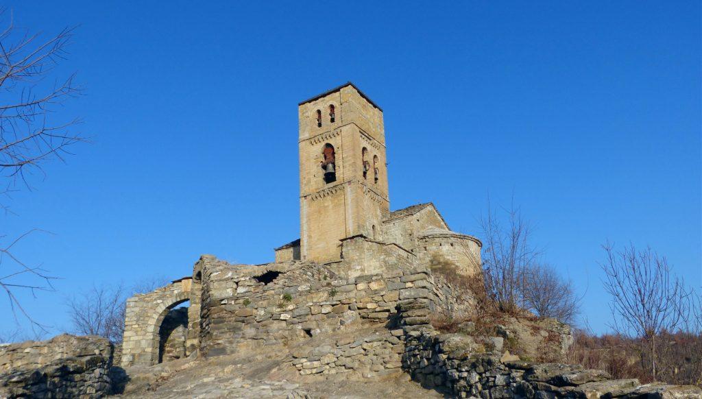 Montañana iglesia