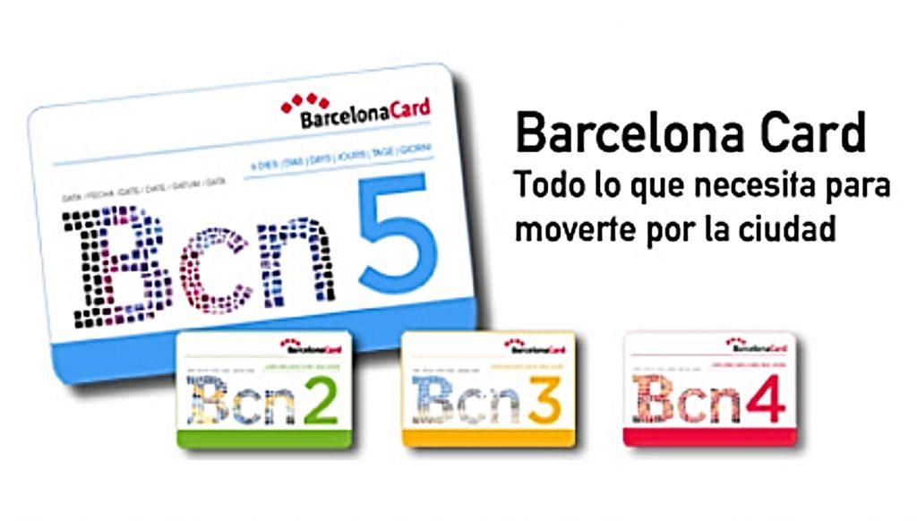mejores tarjetas turísticas para visitar Barcelona