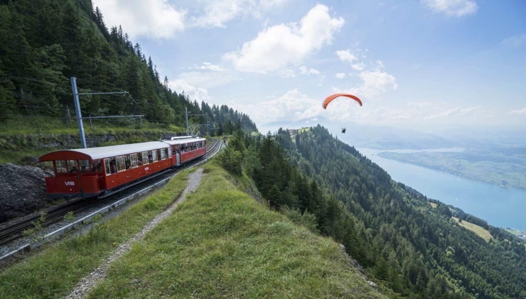 Alpes suiza