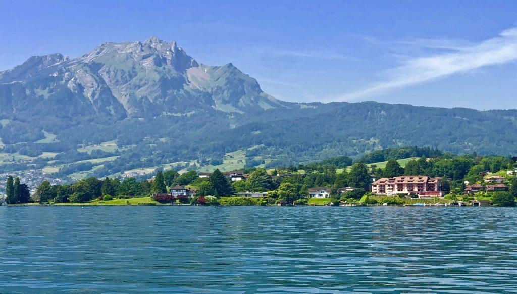 Suiza paisajes