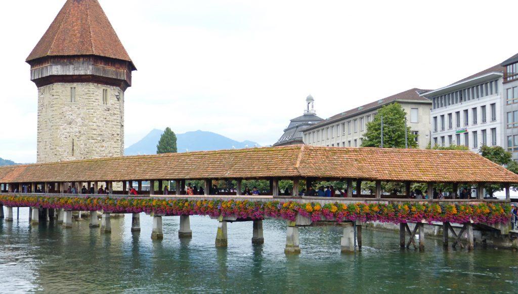 un fin de semana en Lucerna