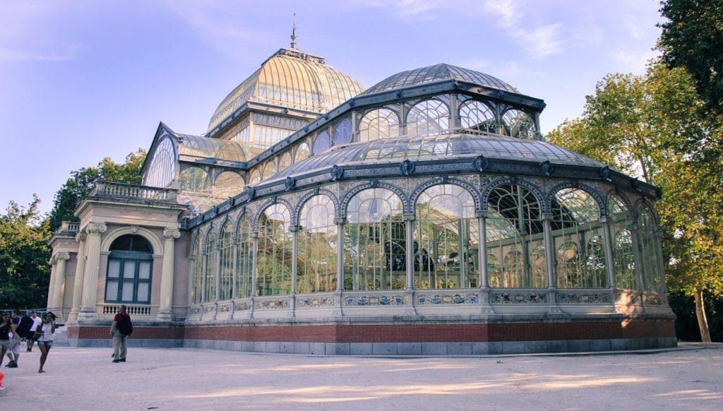 Madrid parques