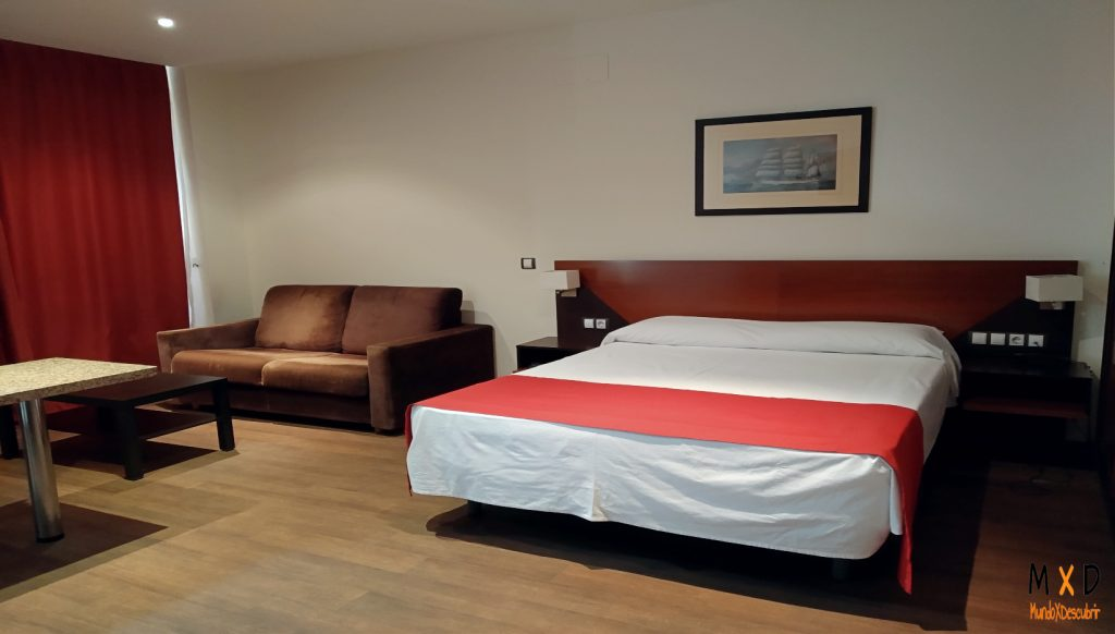 Huelva donde dormir