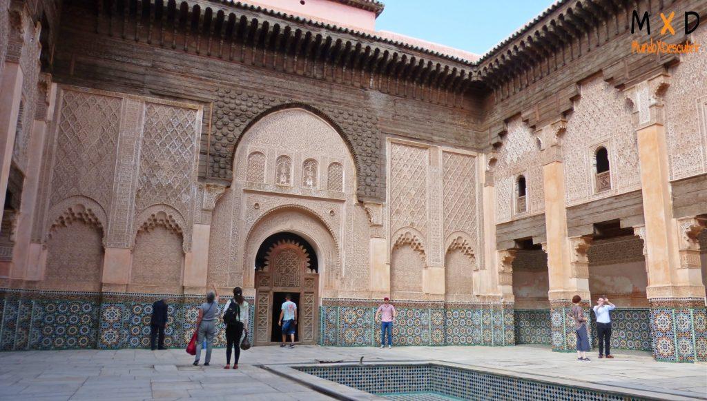 Marruecos madrasas