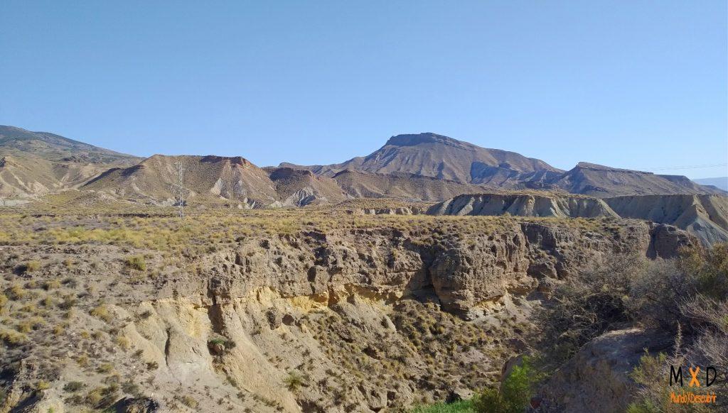 Almería desierto