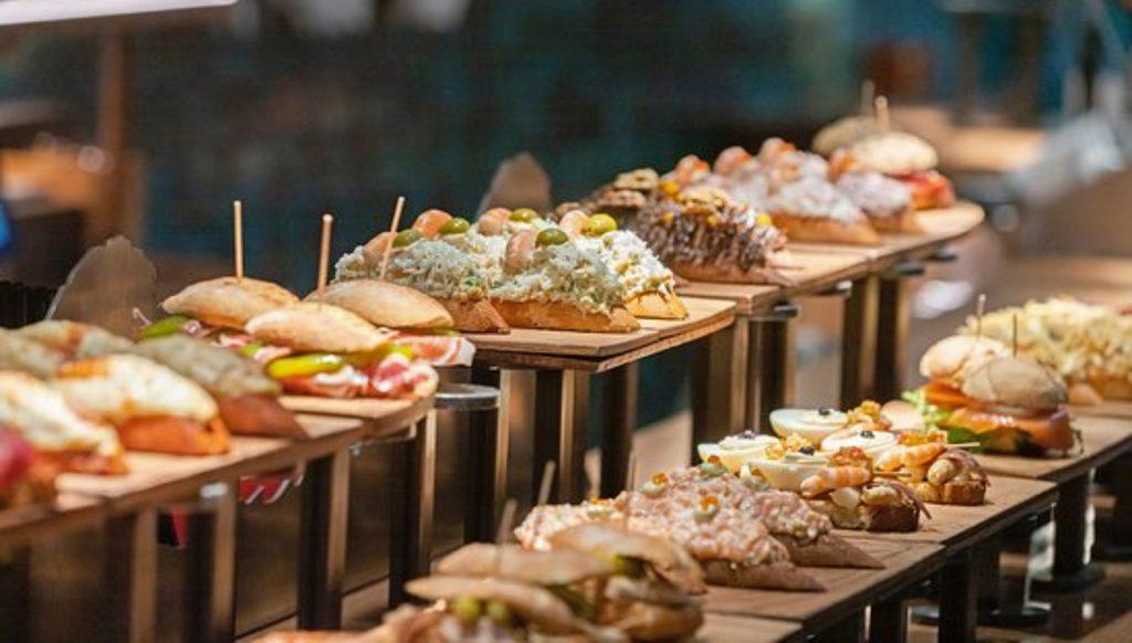 Bar san sebastián - donde comer