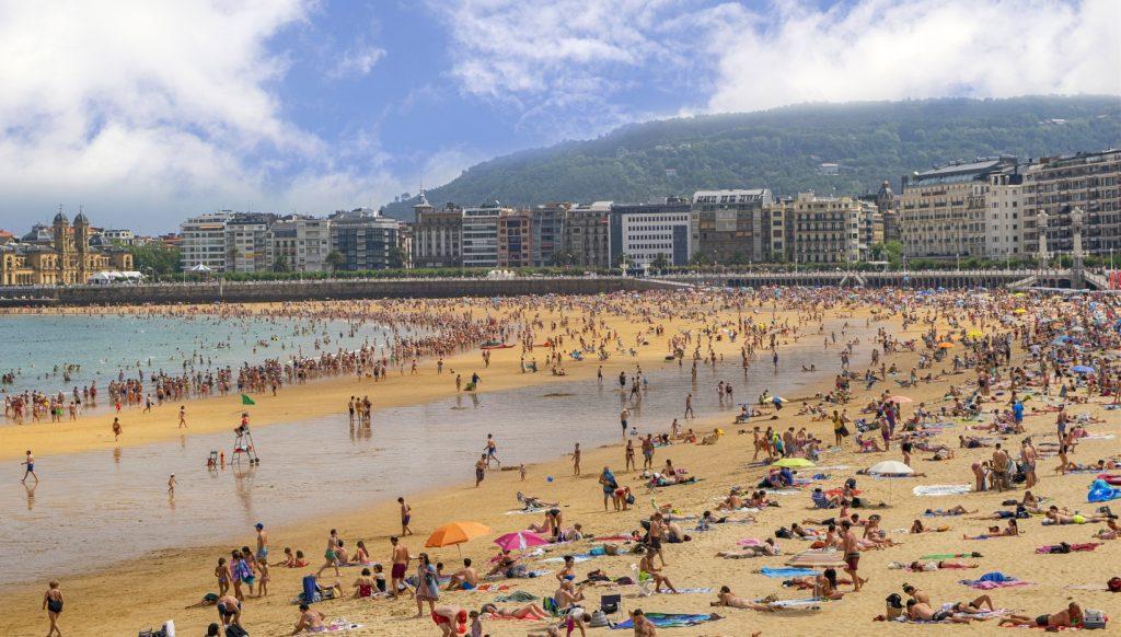 Playas Donostia