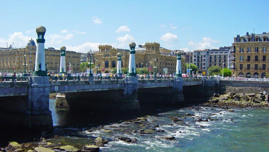 puentes de San Sebastián