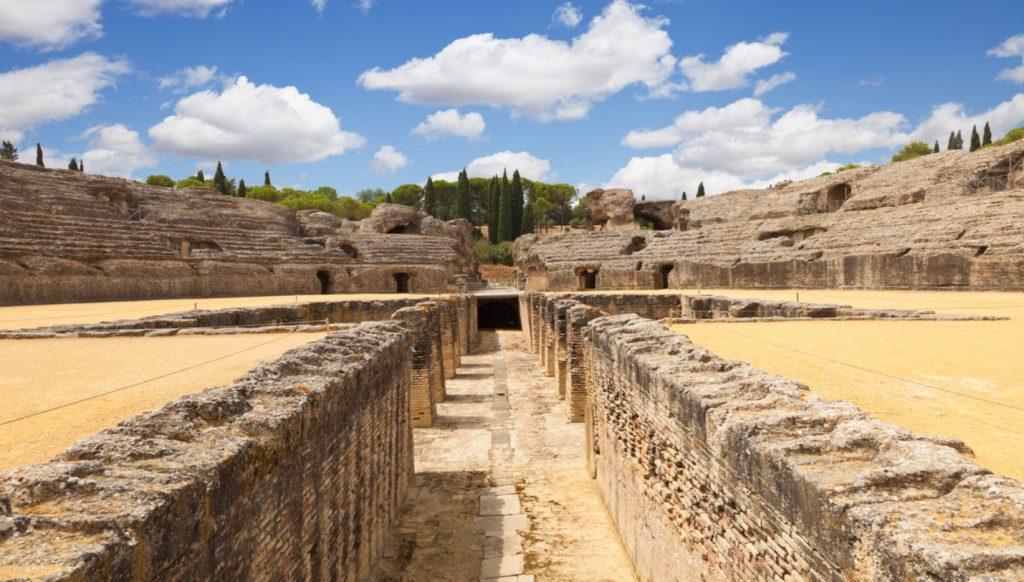 Sevilla ruinas romanas