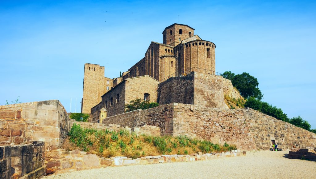 cataluña castillos