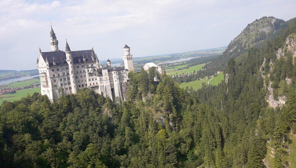 Alemania palacios y castillos