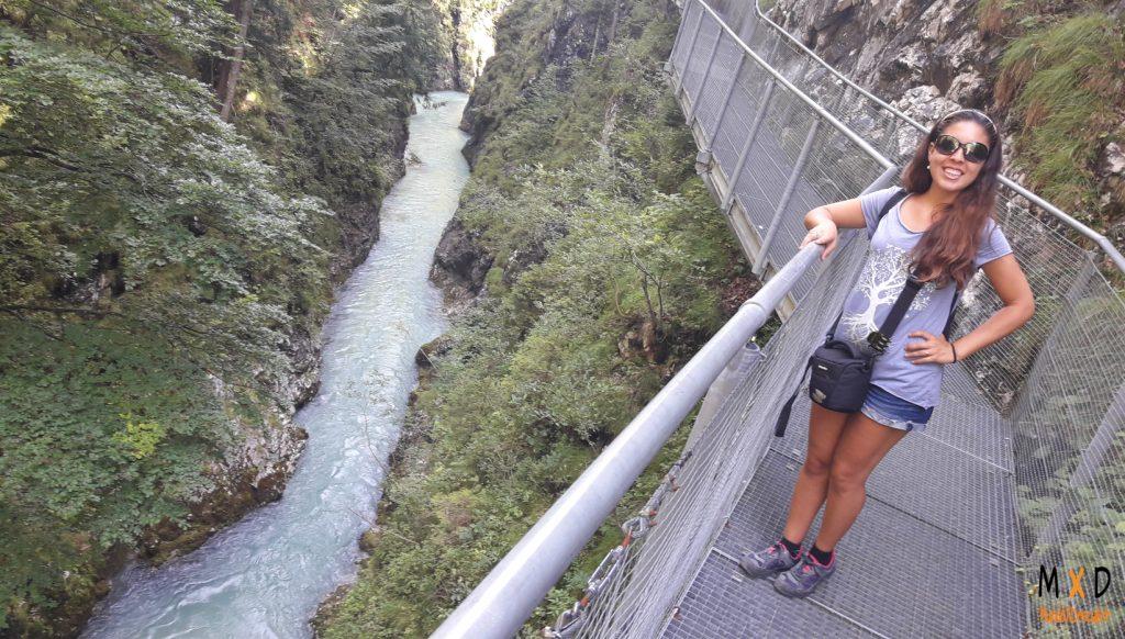 Leutascher Geisterklamm Gorges
