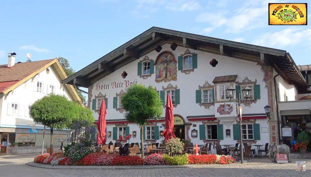 Oberammergau qué ver