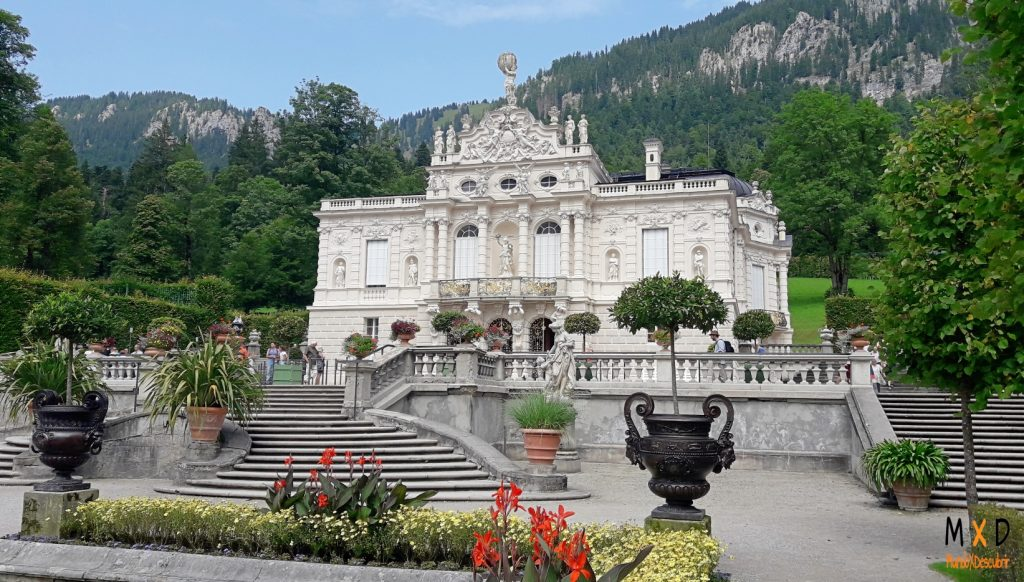 Itinerario de viaje Baviera