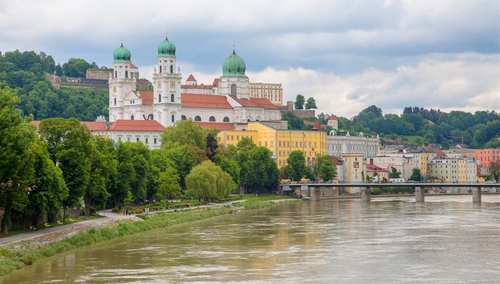 Passau qué ver