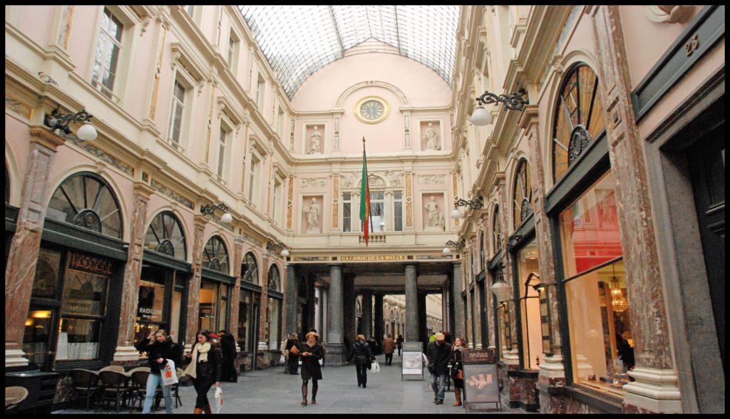 Bruselas qué ver