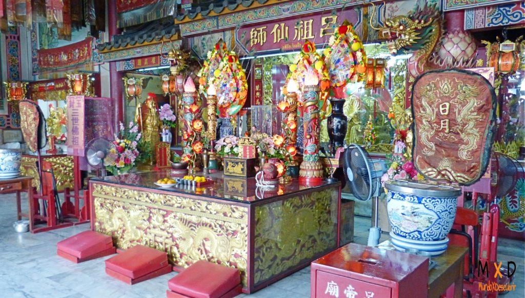 Chinatown Bangkok qué hacer