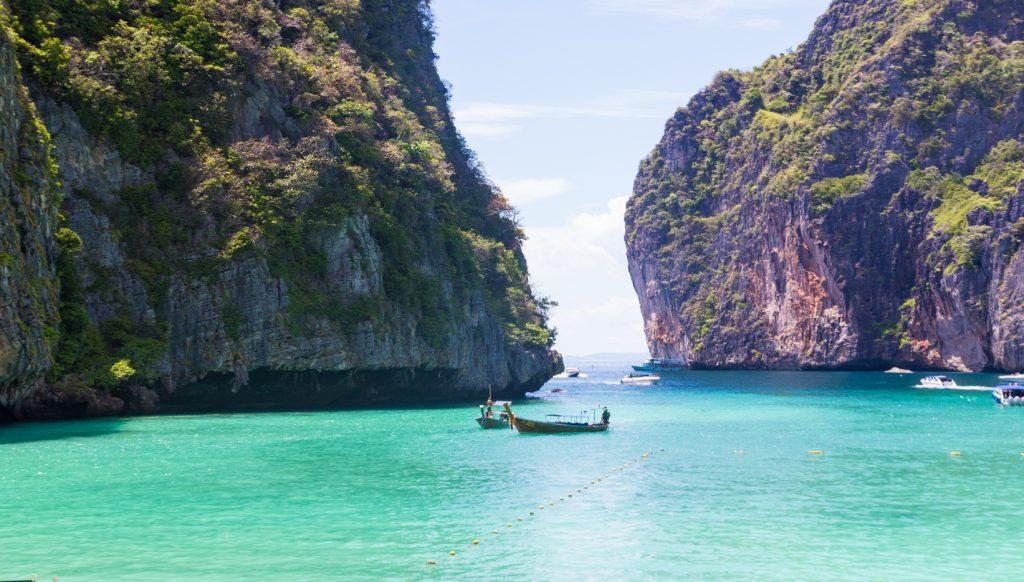 Tailandia playas más bonitas