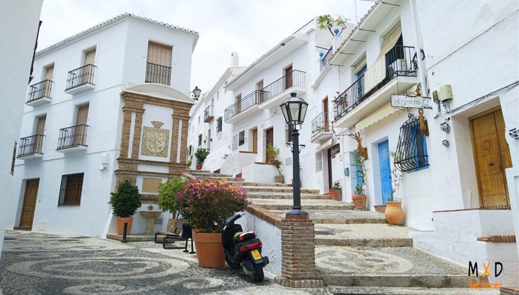 pueblos blancos más bonitos Andalucía