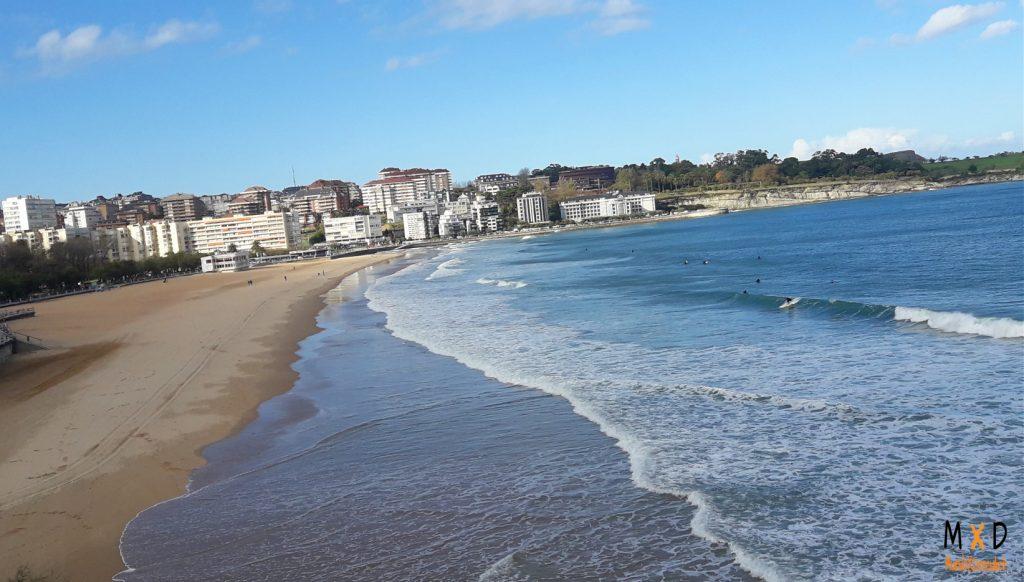 santander playas más bonitas