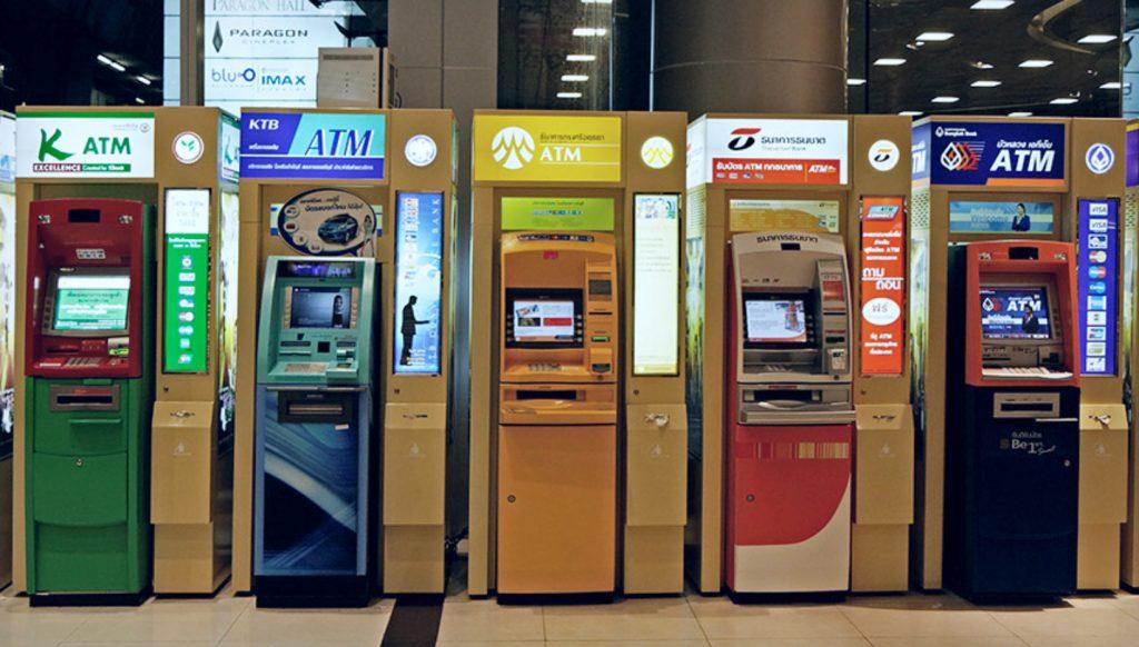 ATM tailandia