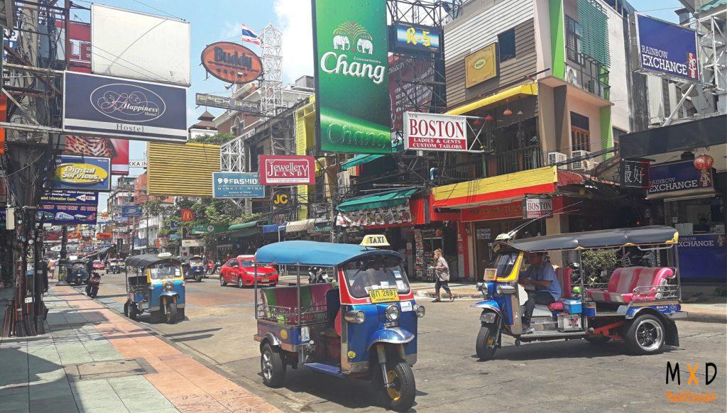 Bangkok turismo