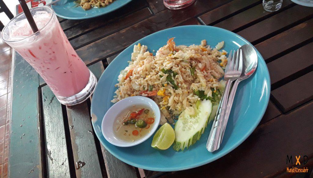 Tailandia gastronomía