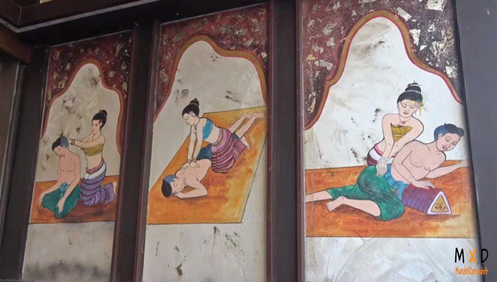tailandia masaje