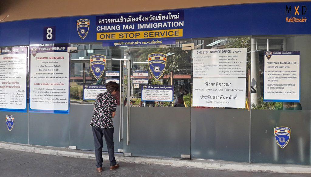 Tailandia pasaporte y visado