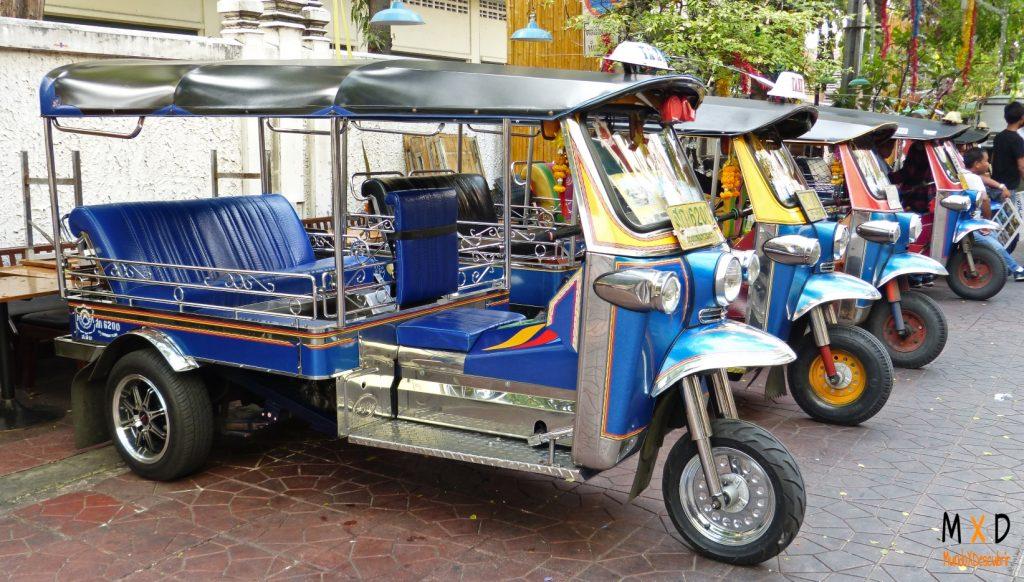 transporte Tailandia