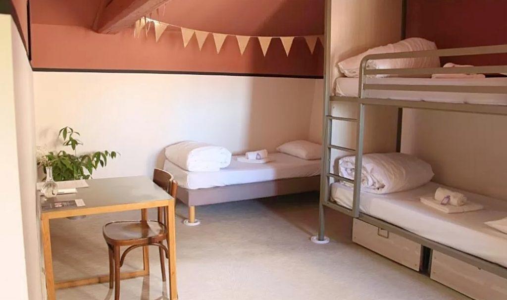 dónde dormir Avignon