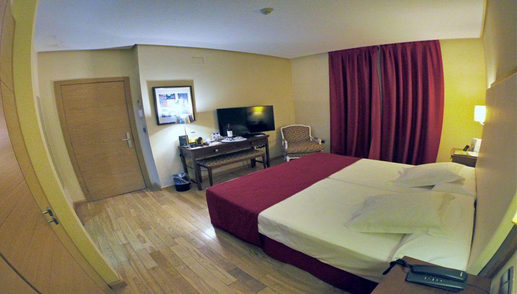 mejor hotel cáceres
