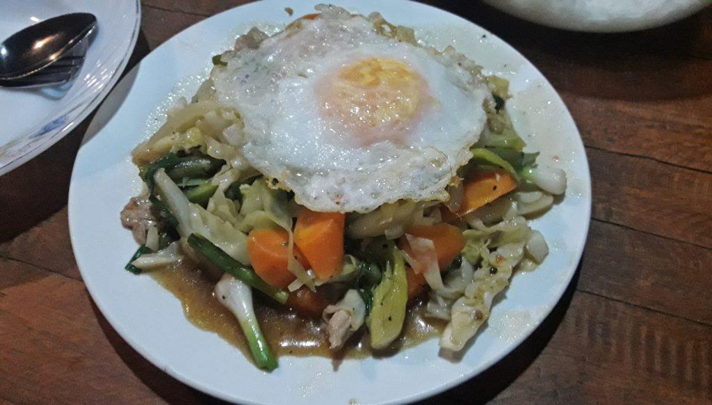 Camboya gastronomía