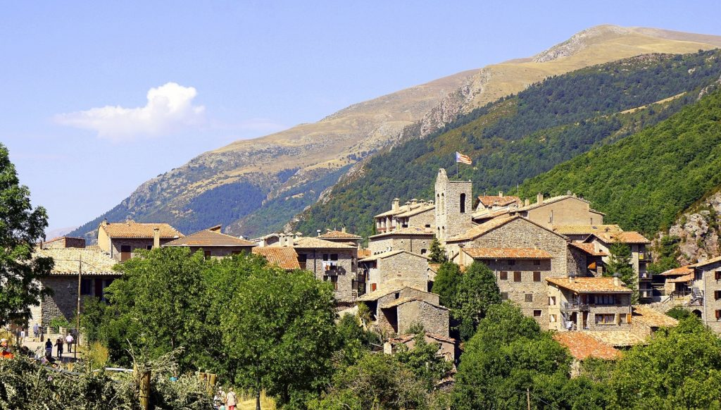 pueblos cataluña