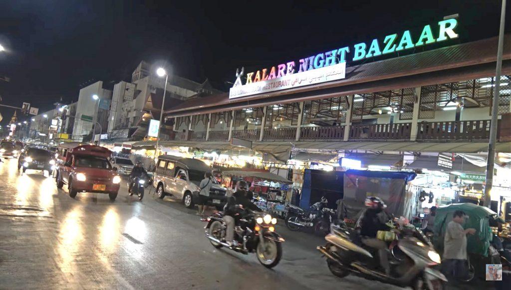 Chiang Mai mercados