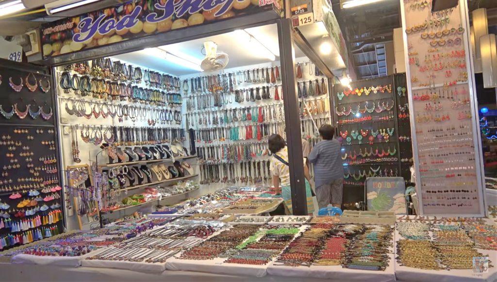Night Market Bazaar
