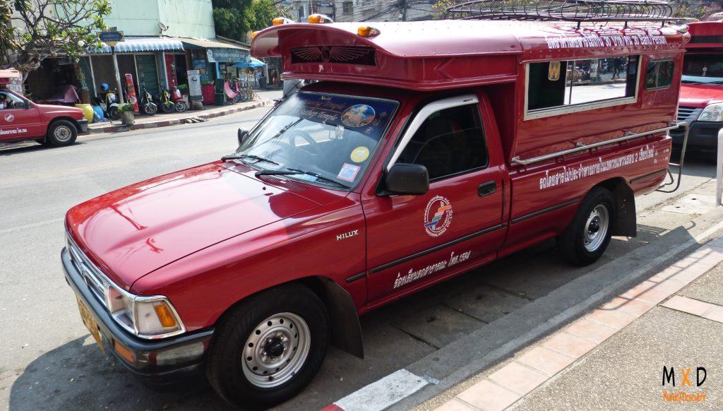 cómo llegar a Wat Phra That Doi Suthep