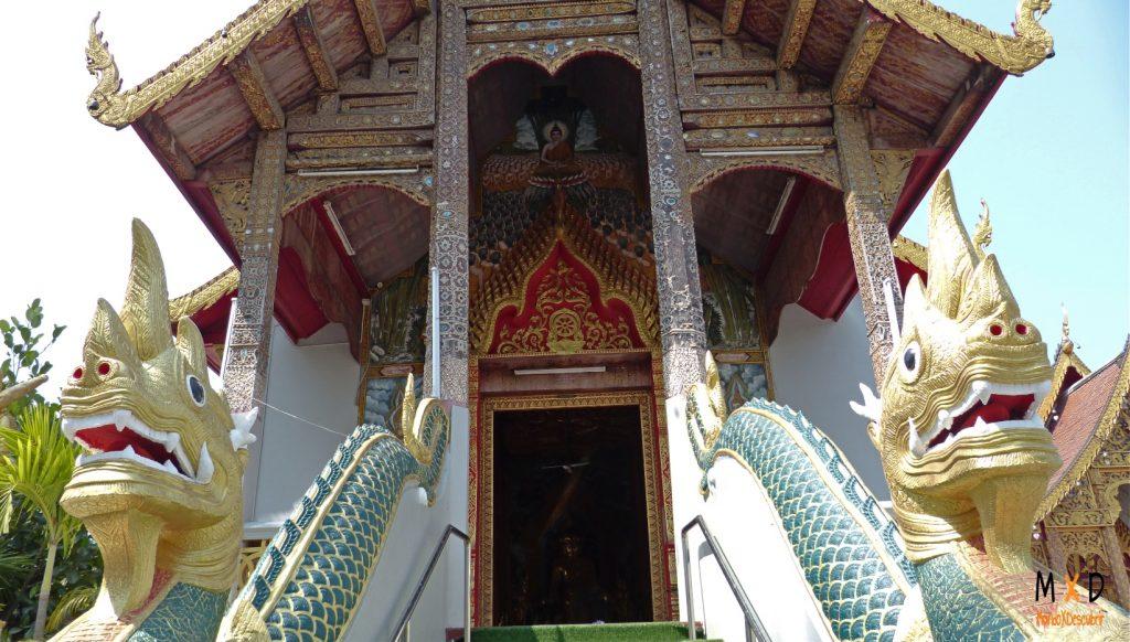 Chiang Mai templos
