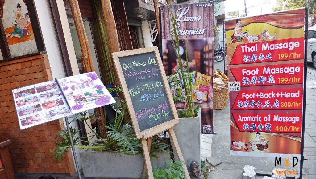 Tailandia masajes