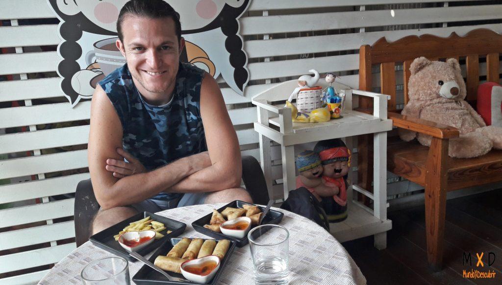 Chiang Mai dónde comer