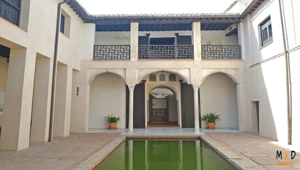 patio árabe Granada