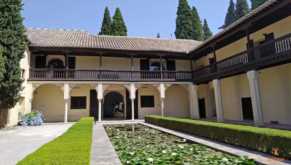 Granada palacios