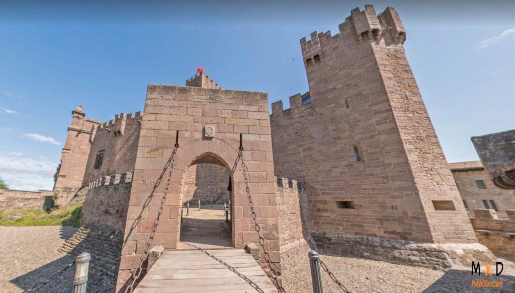 Navarra castillos