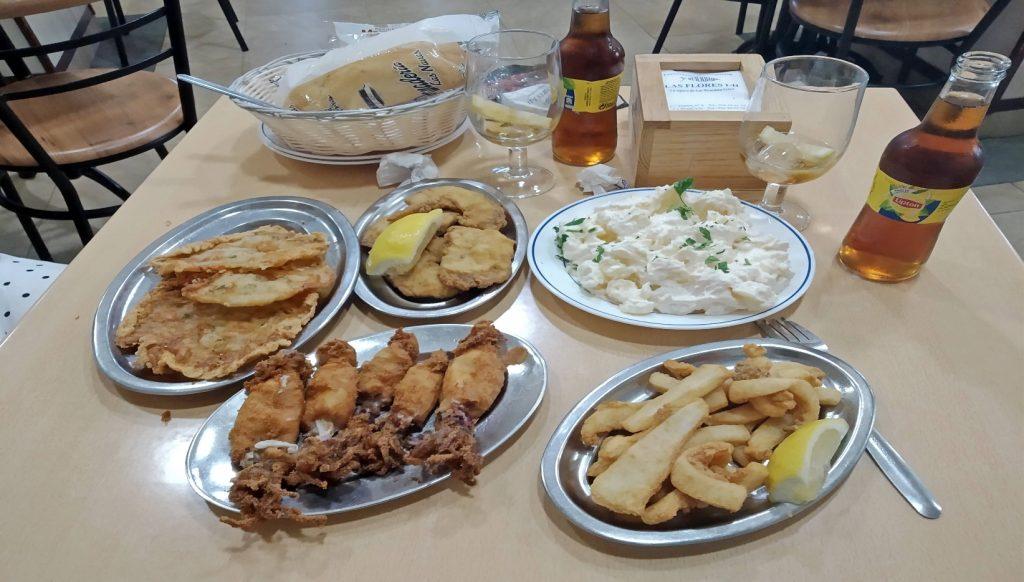 platos típicos cádiz