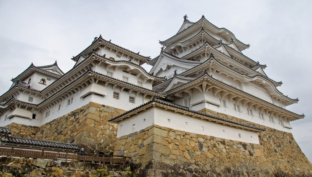 castillos japón