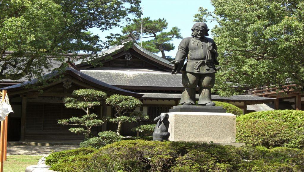 santuarios Japón