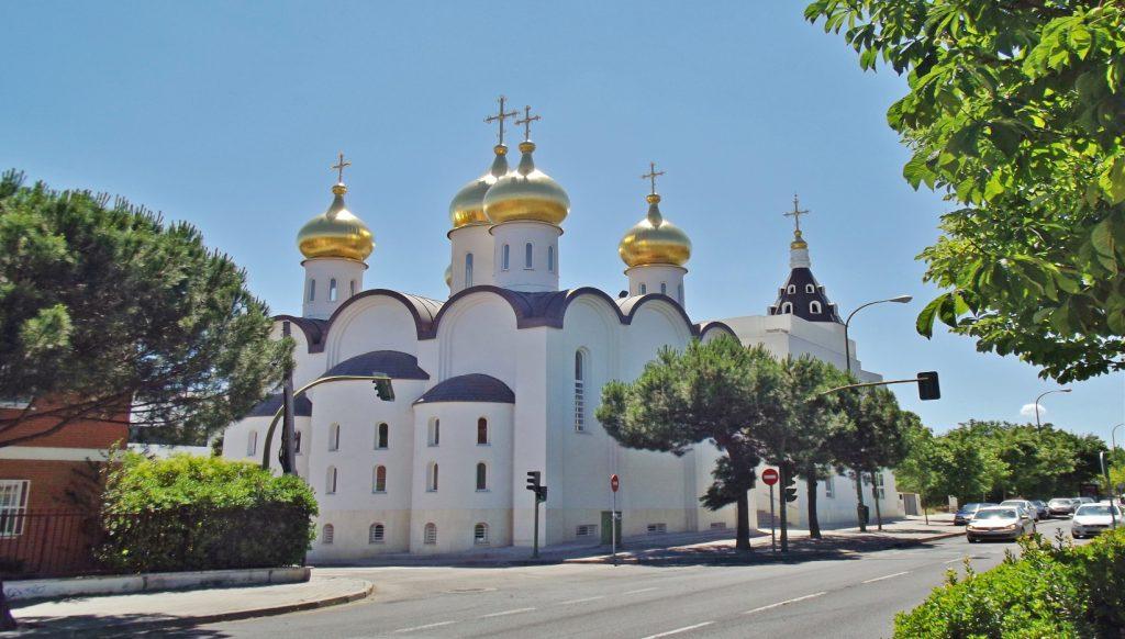 Madrid iglesias